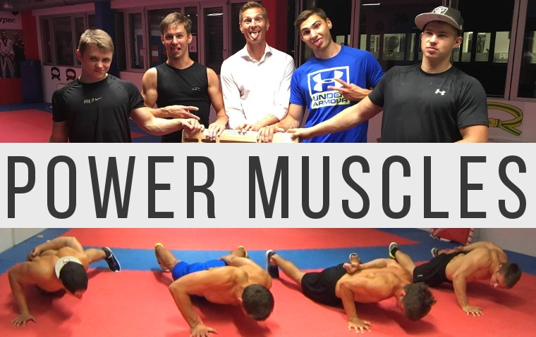 Power Muscles